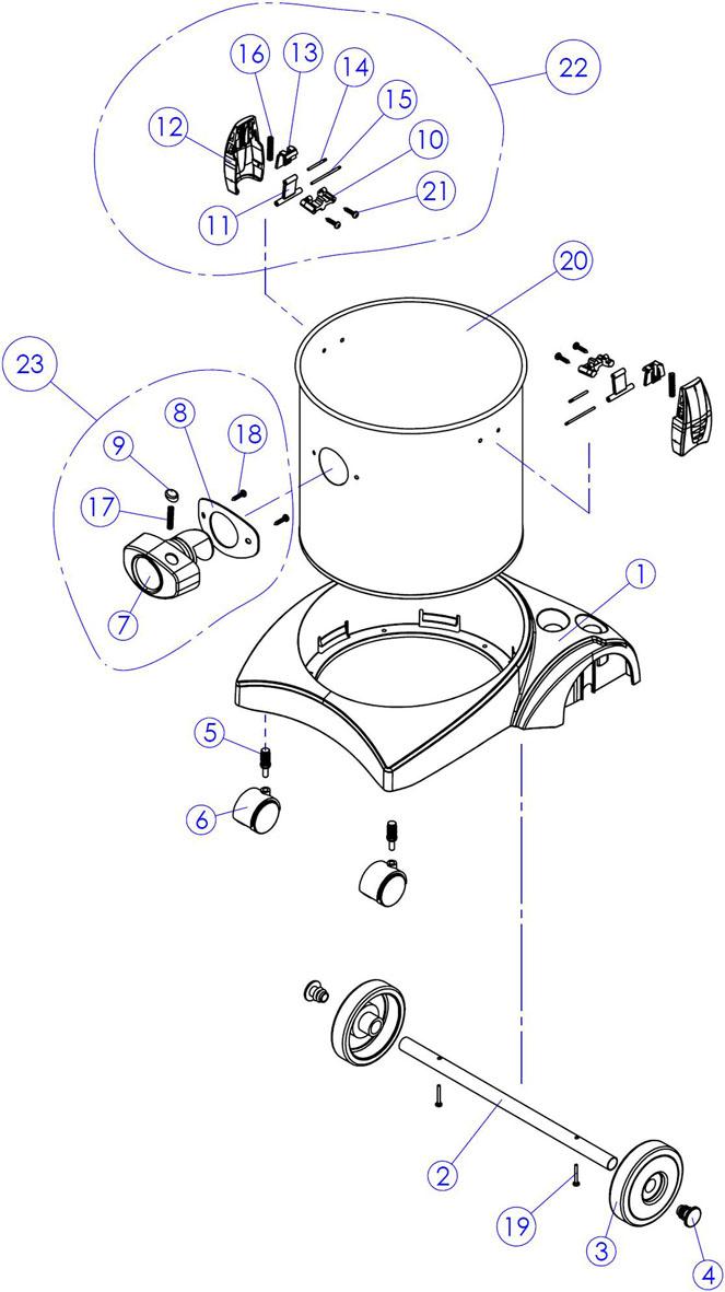 /einlagen 1/ou 2/cm d/épaisseur pour Documents Selle ou Pads PS Products 1/Paire de Feutrine/ Forme Standard